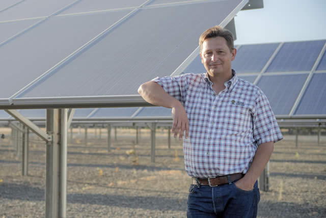 Coldwell Solar Sierra Gold Nurseries